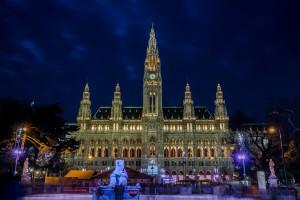 Viena town-hall-