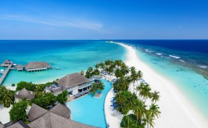01_Hero Shot_ Maldives Beach - Seaside Finolhu