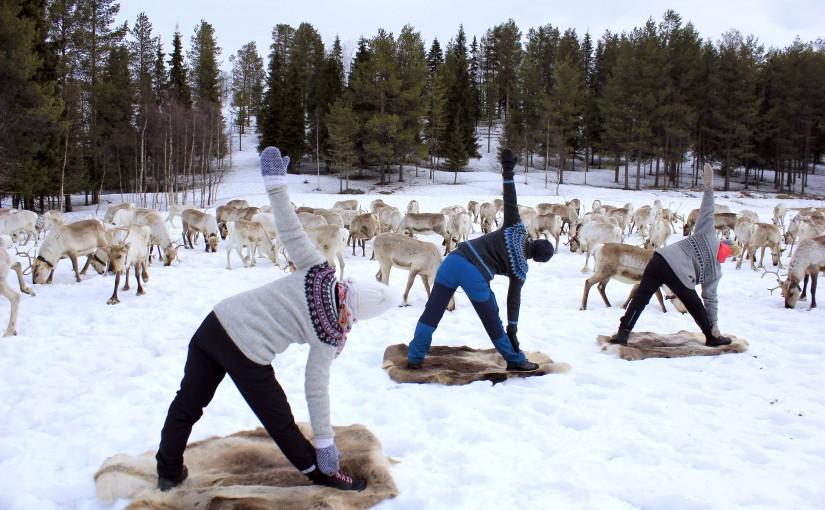 Viajes inspiracionales para las mujeres en Finlandia