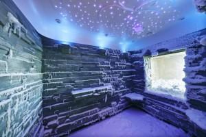 Snow Room on Norwegian Bliss
