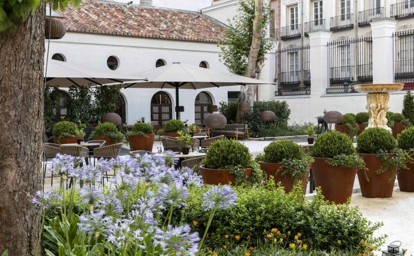 Madrid florece en el Palacio de los Duques