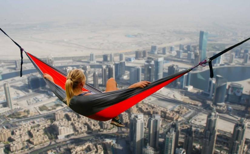 Dubái: una mega ciudad de cine