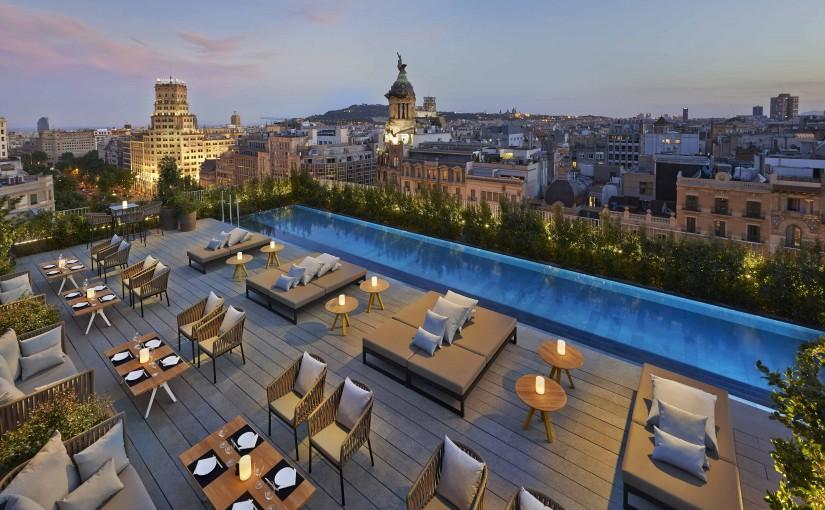 Foto 7 Mandarin Oriental, Barcelona - Terrat Rooftop (2)
