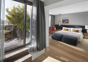 Foto 8 Mandarin Oriental, Barcelona - Terrace Suite bedroom