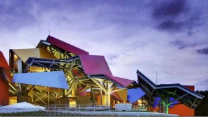 Biomuseo Frank Gehry