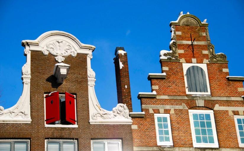 Amsterdam: Moderna y clásica