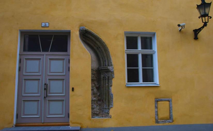 Las puertas de Tallín