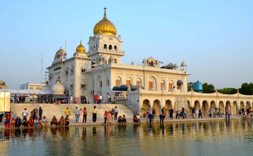 Al encuentro de los guerreros Sikhs