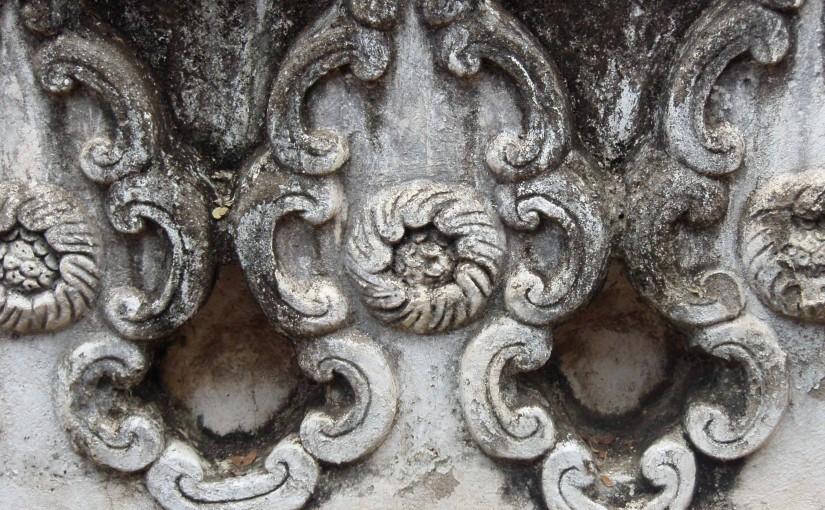 Labrado jemer. Angkor Wat, Camboya.