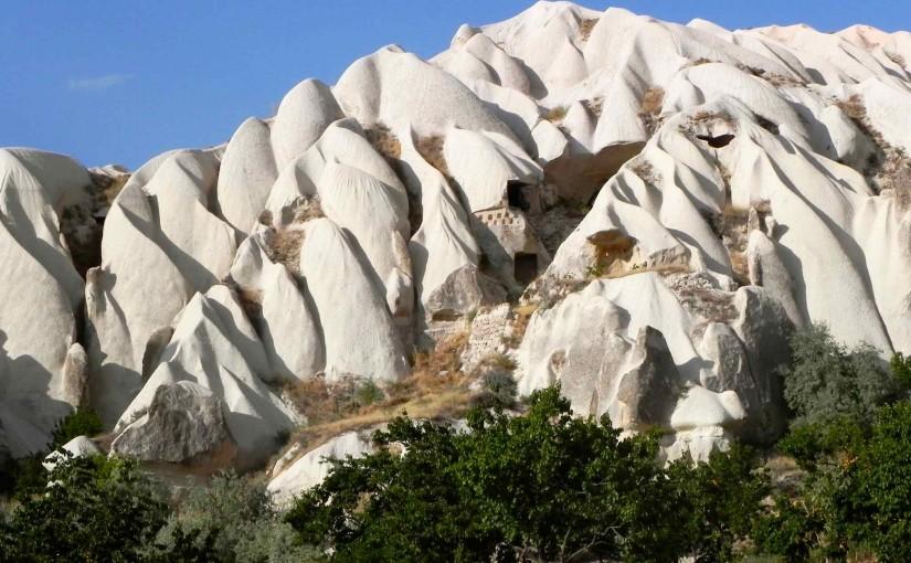 La esculpida naturaleza de Capadocia