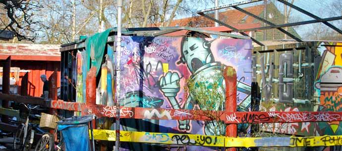 Christiania: Paz y Amor