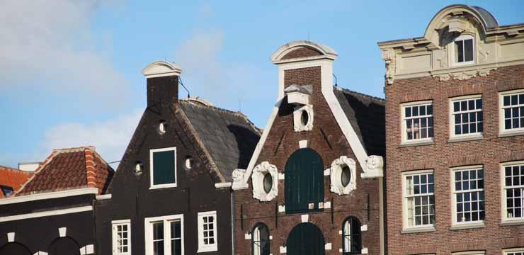 Amsterdam: Caminar por el agua, el arte y la historia