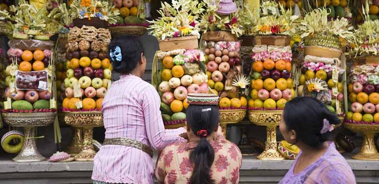 Bali: El capricho de los trópicos