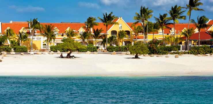 Aruba, la isla feliz