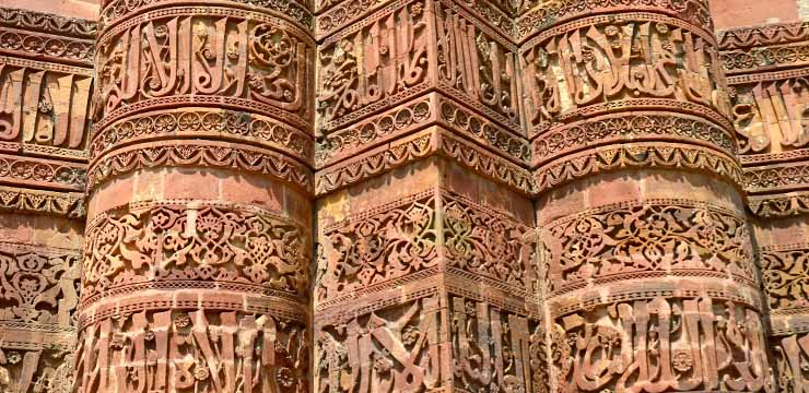 India: monumental y mágica