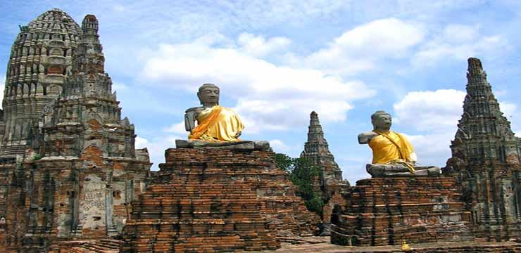 El esplendor de Siam