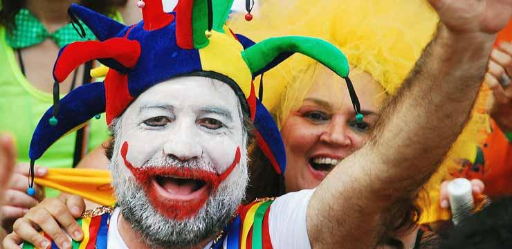 Recife, otro carnaval
