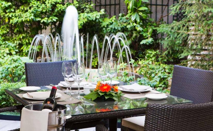 """Un restaurante con un """"jardín oculto"""" lleno de sorpresas por descubrir"""