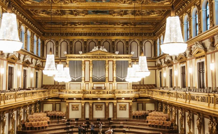 El Musikverein de Viena entre bastidores