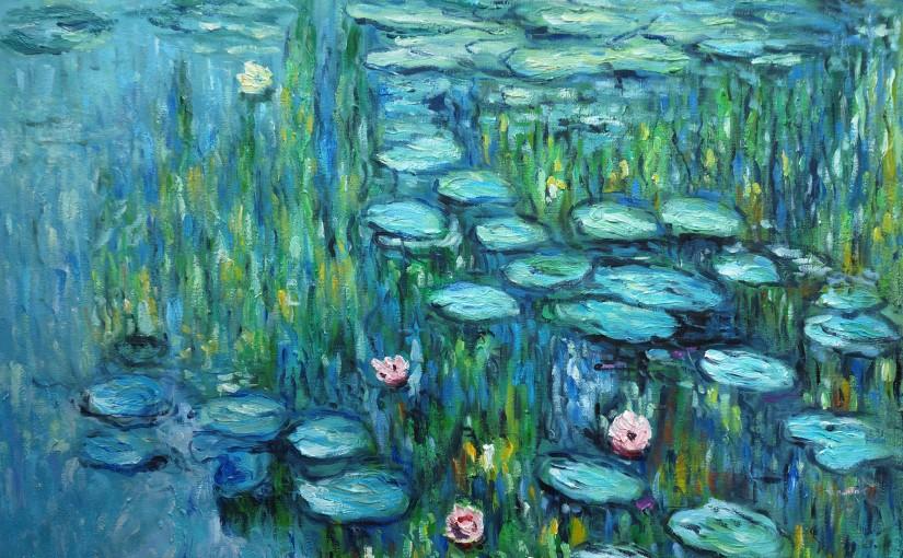 Los jardines de Monet