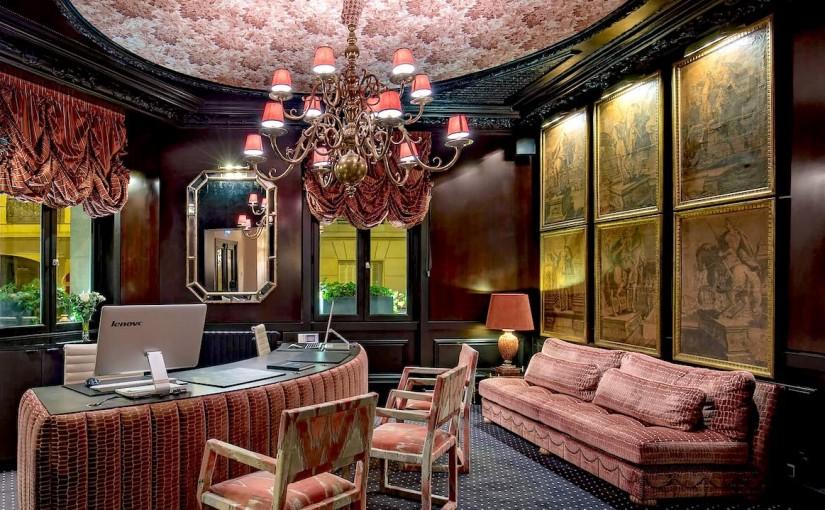 ROOM MATE ALAIN, el hotel inspirado en Coco Chanel