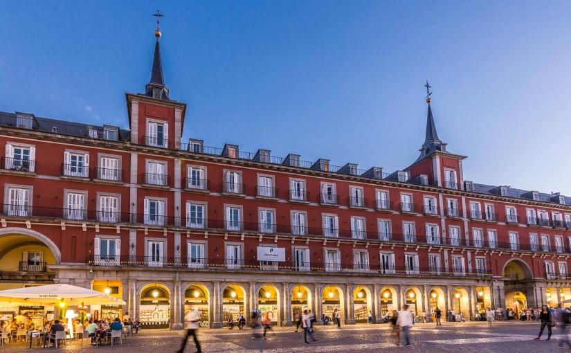 El nuevo hotel de Madrid: Pestana Plaza Mayor