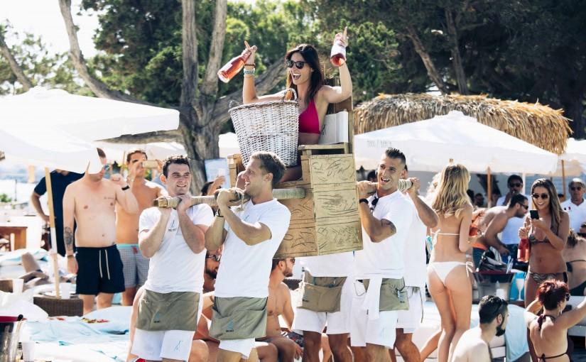 NIKKI BEACH o el lujo en los clubes de playa