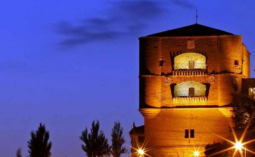 PORTADA Via de la Plata11. Castillo de la Mota. Torre del Caracol