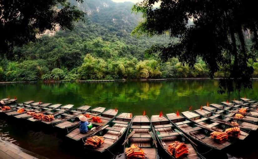 Halong y Tam Coc o los paisajes más bellos de Vietnam