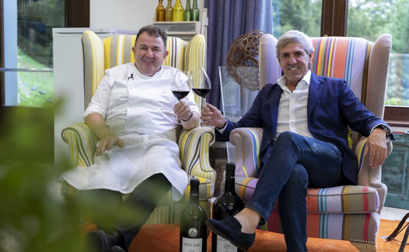 """Cocina + vinos la fórmula """"maridaje"""" para mantener a España en los primeros lugares de los destinos gastronómicos"""
