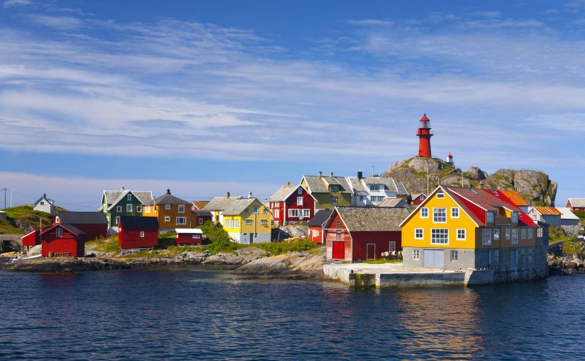 Foto 8 Ona Lighthouse- Photo - Vidar Moløkken – Visit Norway