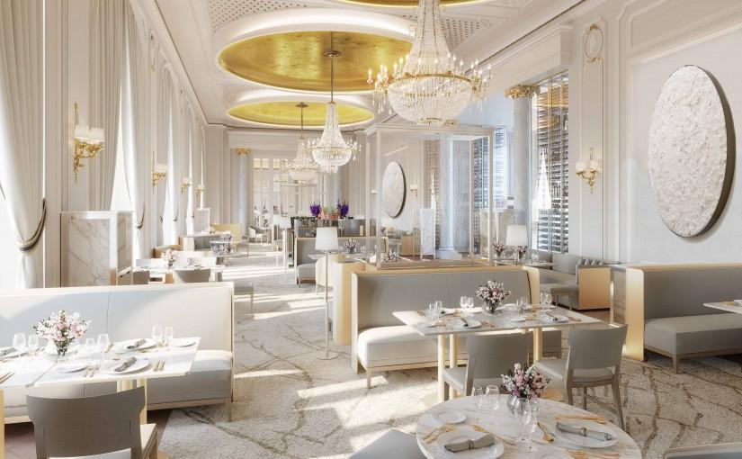 Los espacios gastronómicos del nuevo Mandarín Oriental Ritz Madrid