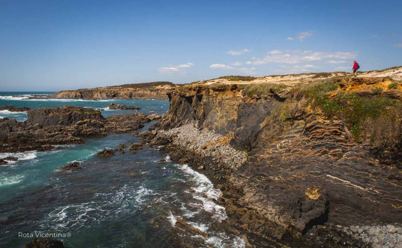 Fotos com Marca d'Água Rota Vicentina® - Horizontal