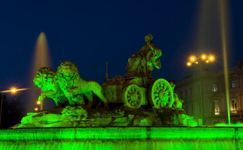 San Patricio: el patrón de Irlanda viste de verde a más de 60 monumentos españoles