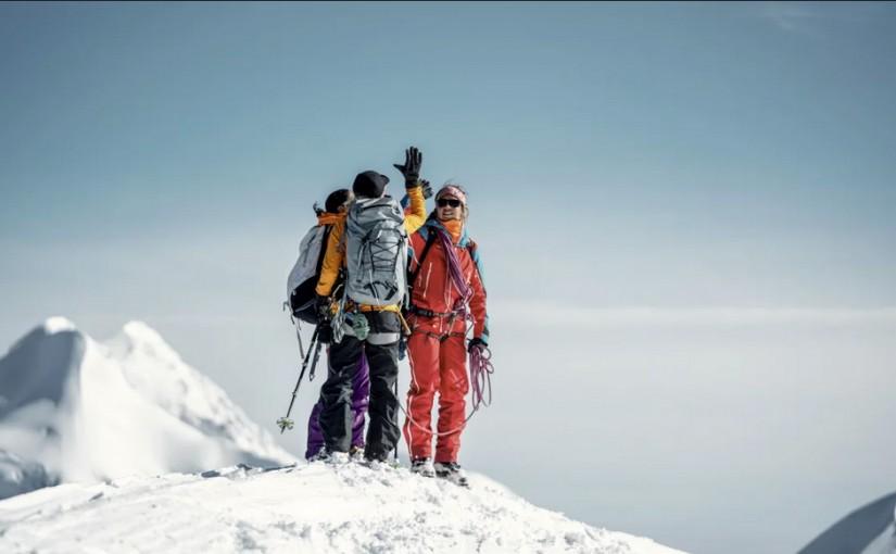 Suiza eleva a las mujeres a sus cumbres alpinas