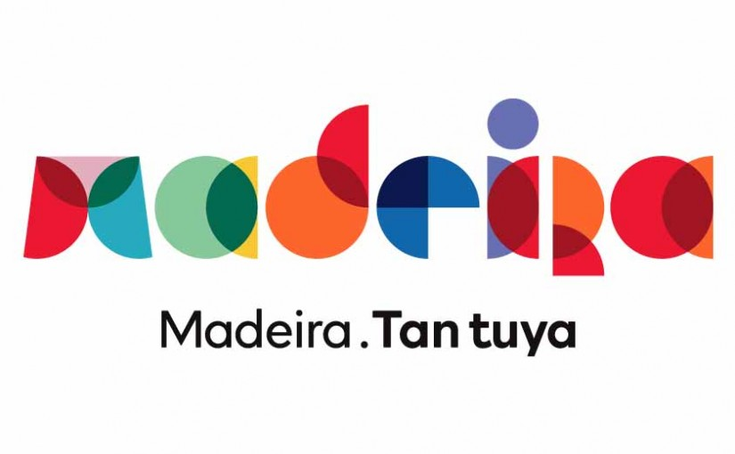 Madeira: nuevo logo, nuevo claim