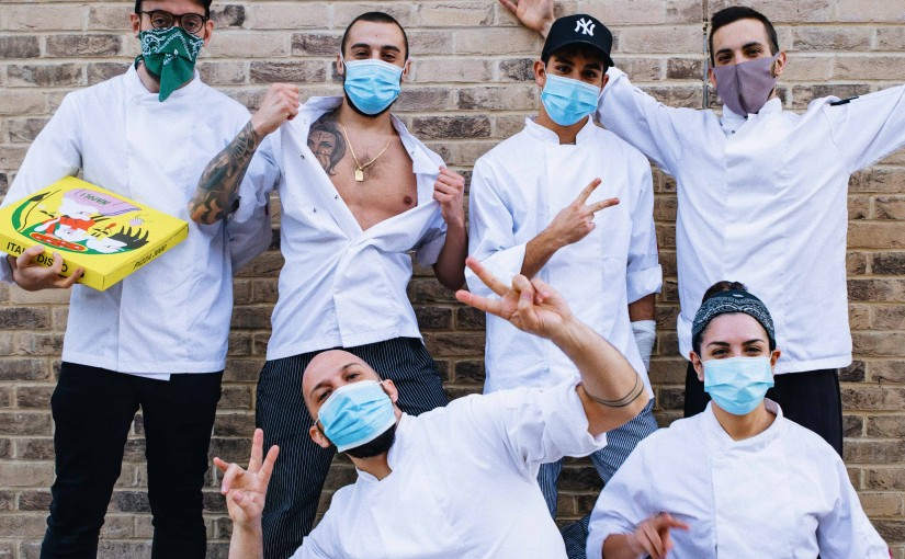 Así es Napoli Gang
