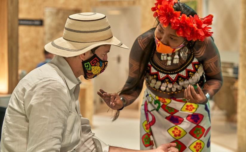 Entrevista al Ministro de Turismo de Panamá